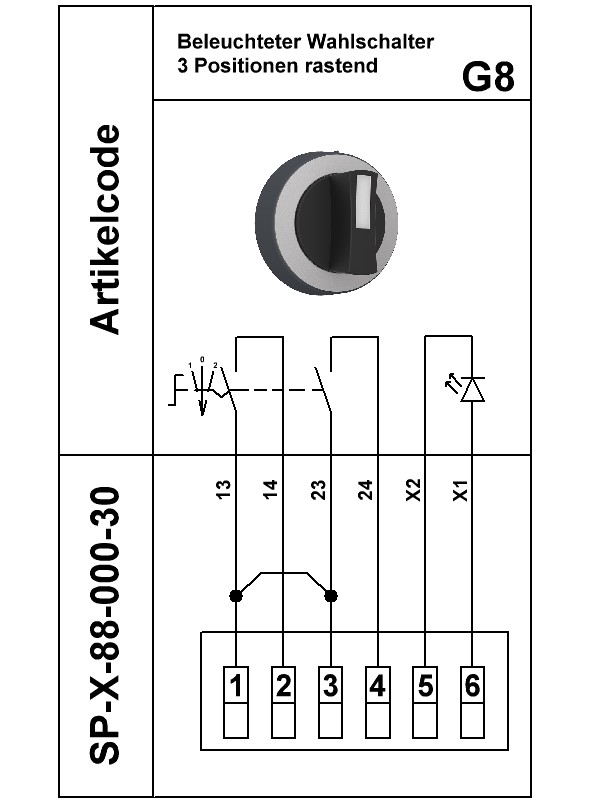 Connection example 1