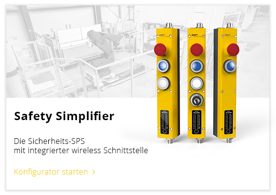 Safety Simplifier Konfigurator