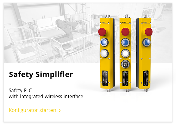 Configurator Button Safety Simplifier