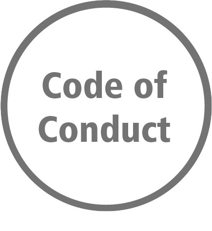 Code of Coduct icon